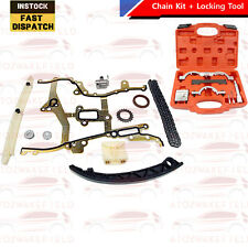 FOR VAUXHALL OPEL ADAM CORSA D 1.2 1.4 NEW TIMING CHAIN TOOL KIT A12XEL A12XER
