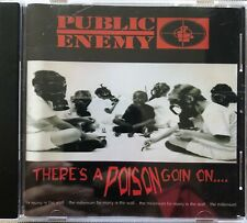 PUBLIC ENEMY - THERE'S A POISON GOIN ON - CD