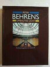 Buch,Peter Behrens,Umbautes Licht, Bernhard Buderath,Jugendstil,Art Deco,Bauhaus