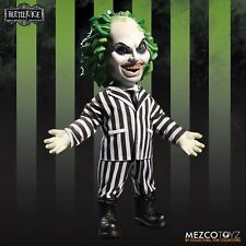 """Mezco Beetlejuice The Ghost with The Most Mega Scale 15"""" Figure NEW in Stock"""