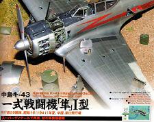 JAPANESE ARMY FIGHTERS PART I NAKAJIMA Aero Modellling Guide Vol 2 Geibunsha Bk