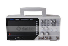Hantek DSO4202C Digital Oscilloscope USB 200MHz 2CH beliebiger Wellenform-Genera