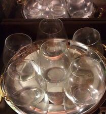 Mint Riedel Stemless Wine Glass ... Sold individually