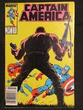Captain America #331 Ms. Marvel