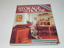 Pre-Owned Book: Storage around the House; Build it better yourself 1988