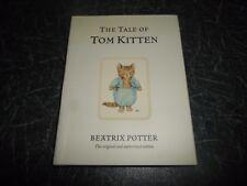 The Tale of Tom Kitten by Beatrix Potter (Hardback, 2002)         §8