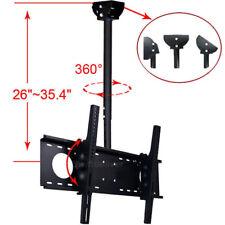 """Tilt TV Ceiling Mount Bracket 39"""" 40 42 43 46 48 50 51 55 60 65"""" LED LCD UHD 3S5"""