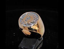 bague bronze chevaliere LEGION ETRANGERE neuve FOREIGN LEGION (TAILLE au choix)