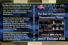 2017 Best Of Tournament Demo and Sync Forms Volume 22