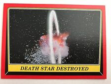 Star Wars Rogue One Mission Briefing #67 Death Star Destroyed NrMint-Mint