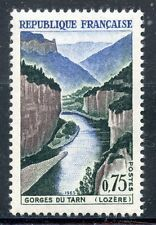 STAMP /  / TIMBRE FRANCE NEUF LUXE ** N° 1438 ** GORGES DU TARN