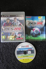 PS3 : PES PRO EVOLUTION SOCCER 2010 - Completo, ITA ! Realismo assoluto !