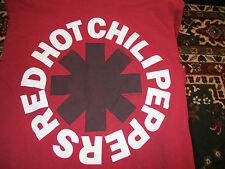 RED HOT CHILI PEPPERS THROWBACK RETRO STYLE MEN'S T-SHIRT NEW