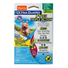 Hartz UltraGuard Pro Flea and Tick Treatment Drops for Dogs and Puppies
