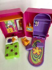 Fashion Polly Pocket Pink Case Dollhouse