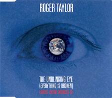 Roger Taylor - Unblinking Eye (2010) CD rare NEW custom release NJ 1001