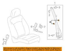 GM OEM Rear Seat Belt-Outer Belt Assembly Button 19209600