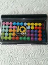 IQ Puzzler Pro-SmartGames-Travel size-Skill-Builder-with instructions!