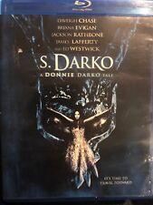 S.Darko A Donnie Darko Tale (2009)Blu-ray Daveigh Chase Elizabeth Berkley