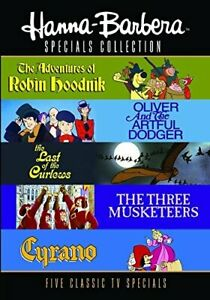 HANNA BARBERA SPECIALS COLLECTION NEW DVD