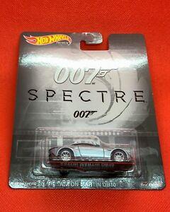 Hot Wheels Premium - James Bond Spectre - Aston Martin DB10