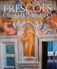 LIVRE/BOOK : Fresques de la Vénétie (frescoes of the veneto,palais et villas)