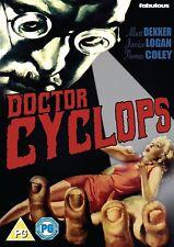 Doctor Cyclops Dvd Edizione Regno Unito Film 1940 Sci Fi