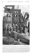 1896 BLUE JACKETS OF THE TORPEDO BOAT DESTROYER STURGEON