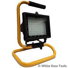 Sealey 240V 130 LED Portable Super Bright Work Site Task Light Spot Floodlight