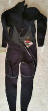 Oneill Psycho 2 Full Suit Men's Size MS Zen Zip Closure w/ water dam 3m/2mm
