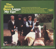 THE BEACH BOYS - LEGGO MY EGO 3 CD SET - SPANK RECORDS 140-142 - NEW MINT SEALED