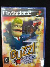 Buzz El Gran Reto nuevo y precintado para playstation 2