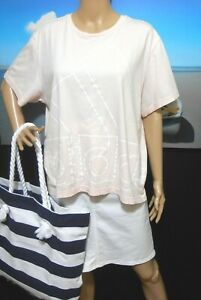 """Adidas top, softest peach,  sz. 14-16/XL, NWOT """"SURVIVAL OF THE FITTEST"""""""