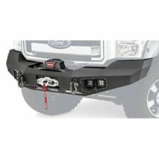 Warn 100917 Ascent Front Bumper, For 2011-2016 Ford F250, F350, F450 Super Duty