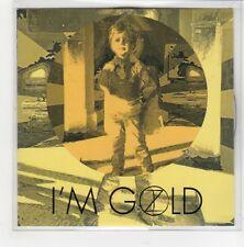 (GE643) Ted Zed, I'm Gold - 2014 DJ CD