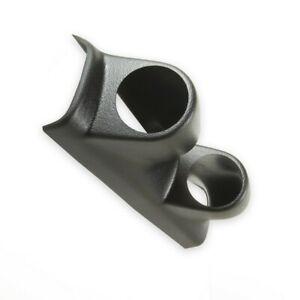 Auto Meter 93-98 for Toyota Supra Dual 52mm Black Gauge Pod