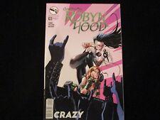 Grimm Fairy Tales: Robyn Hood #15 - Cvr A - NM - Zenescope