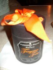 Partylite Tangerine Tease Forbidden Fruits 7.8 oz. Jar Candle Nib