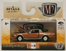 M2 Machines 1:64 DETROIT-MUSCLE RELEASE 45 1968 1/2 Mercury Cougar R-Code - Red