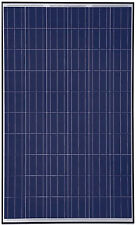 260W Trina poly Solar Panel module panneau solaire RV cottage house