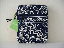 Vera Bradley Mini Hipster - Twirly Birds Navy - New With Tags!