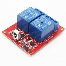 Zwei Channel 2CH 12V IR Infrared Remote Controll Switch Relais Modul AIP