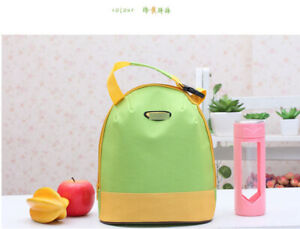 New Thicken Thermal Picnic Lunch bag Waterproof Insulated Cooler Carry Bag GIFT