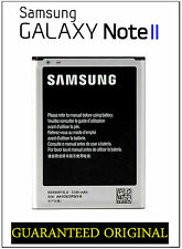 GALAXY NOTE 2 II GT-N7100 7100i 7105 BATTERY EB595675LU 3100mAh ORIGINAL SAMSUNG