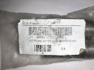 Life Fitness Kit Pedal Lever Clevis Hardware -SHAFT ONLY- Sold Individually- NEW