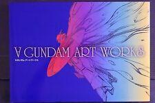JAPAN Turn A Gundam Art Works (Art Book)