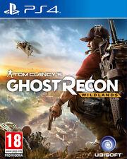 Ghost Recon Wildlands PS4 Playstation 4 IT IMPORT UBISOFT