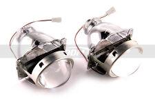1pr DDM Bi-Xenon D2S HID Retrofit Projectors V2 3in Lens LHD lifetime Warranty