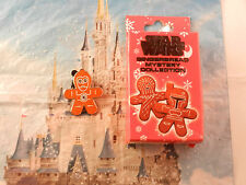 """Star Wars Gingerbread Mystery Collector Pin """"New"""" C-3Po #107860 Box"""