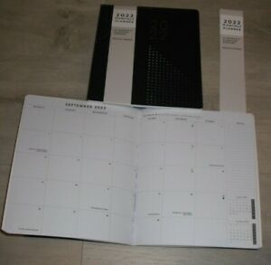2022 Monthly Planner, One Month To View Diary Calendar Family Office Organiser